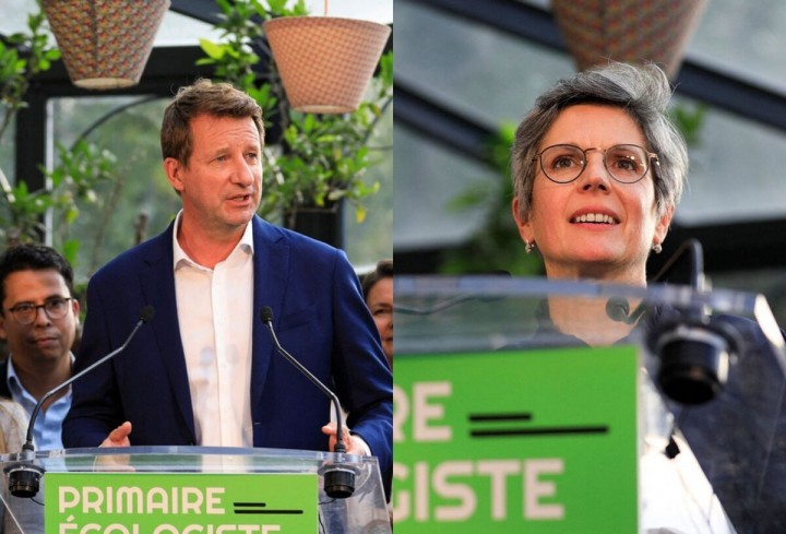 Jadot pragmatique et Rousseau radicale, le match de l'écologie