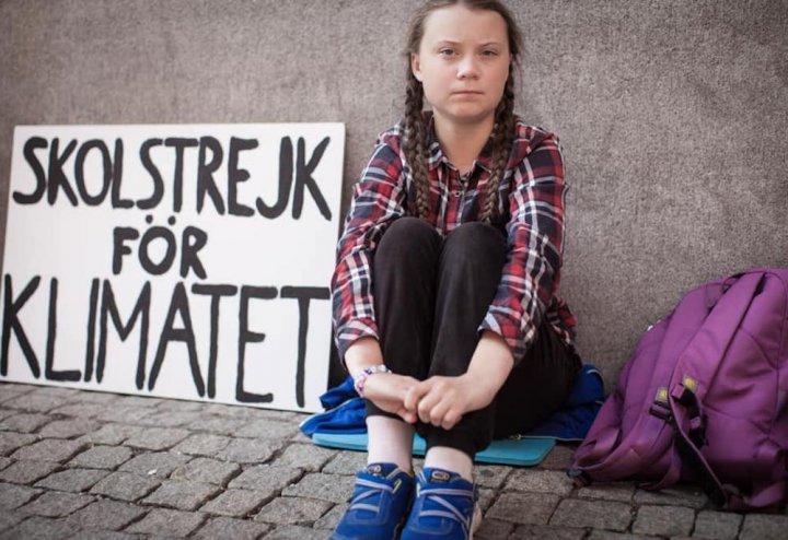 La jeune militante du climat Greta Thunbergrépond àsesdétracteurs