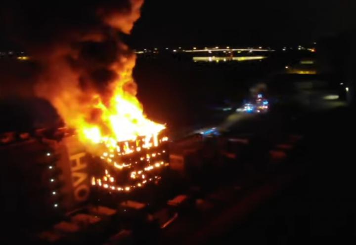 """Un groupe malicieux pense être à l'origine de l'incendie du centre d'<span class=""""caps"""">OVH</span>"""