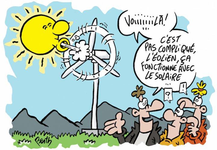 """Les éoliennes: pourquoi si hautes<small class=""""fine""""></small>? comment ça marche<small class=""""fine""""></small>? combien sont-elles<small class=""""fine""""></small>?"""