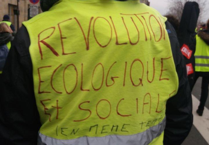 Climat, démocratie et Gilets jaunes